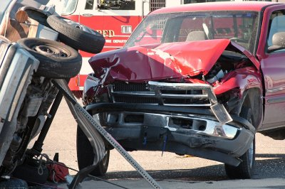 red-car-crash